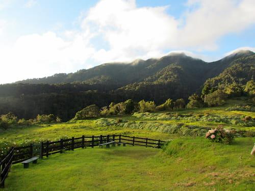 Tierras Altas Mountains close to Corazon del Cielo